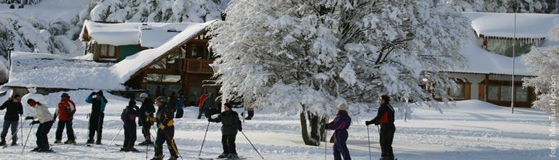 El invierno 2014 llego, y la nieve se vive en Argentina