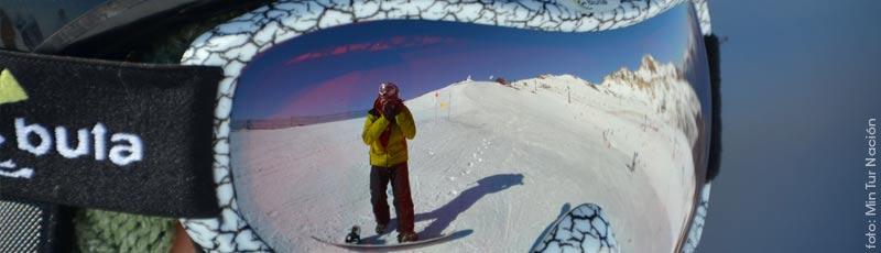 Las opciones de nieve en Argentina 2014
