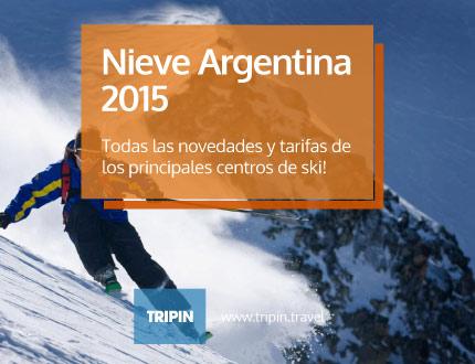 Comenzó la temporada de nieve argentina 2015! Te contamos las novedades y las tarifas!