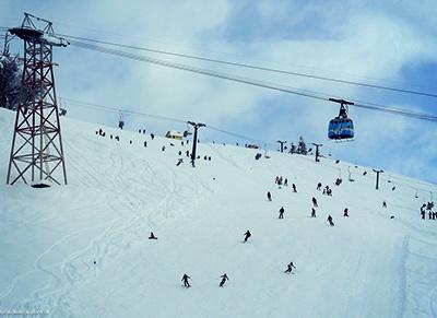 Toda la diversión de la nieve argentina en Bariloche!