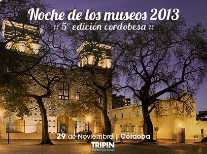 La Noche de los Museos 2013 en Córdoba
