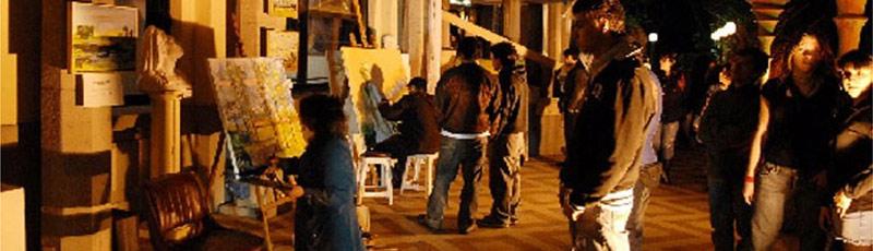 Noche de los museos en Córdoba, el 29 de Noviembre de 2013