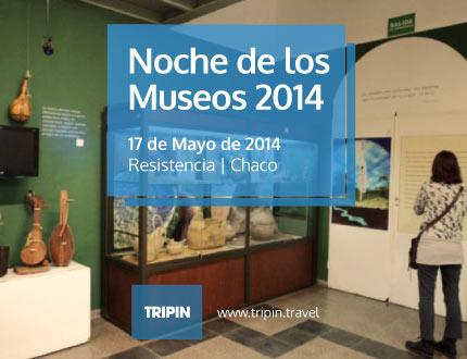 Resistencia se prepara para vivir la segunda noche de los museos
