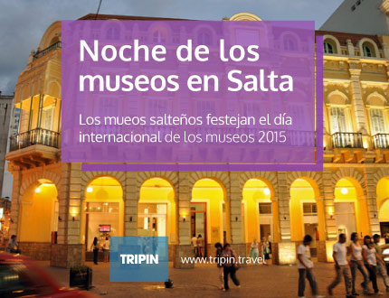 Noche de los museos en Salta en el marco del día internacional de los mueos
