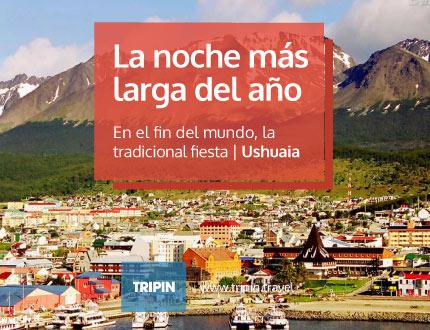 La Noche Más Larga del Año en Ushuaia, una tradicional fiesta en la ciudad del fin del mundo