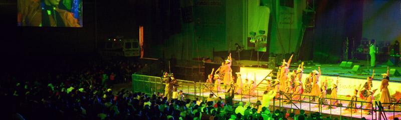 Fiesta Nacional del Poncho, en Catamarca