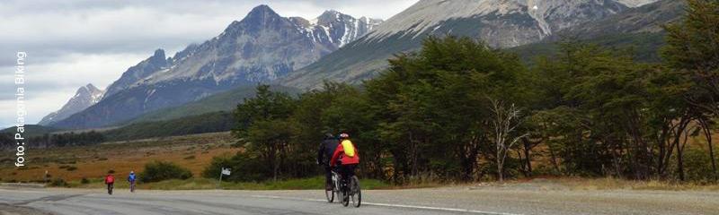 Ushuaia, cicloturismo