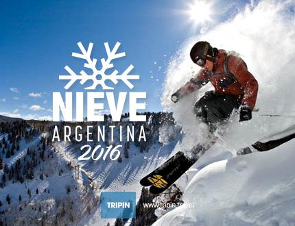 Nieve Argentina 2016