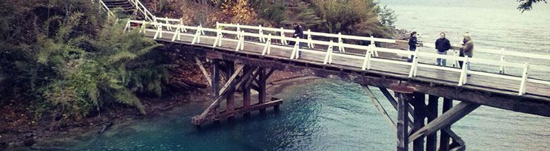El Río Correntoso el más corto y hermoso del mundo!