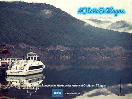 El hasta luego a San Martín de los Andes y al #OtoñoEn7Lagos