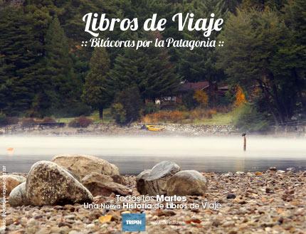 Libros de Viaje en el Otoño de la Patagonia