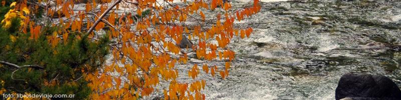Los colores de la Patagonia en Otoño 2014 por libros de viaje