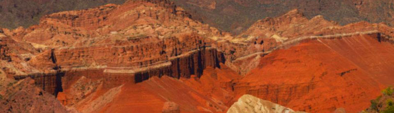 Cafayate ofrece paisajes inolvidables