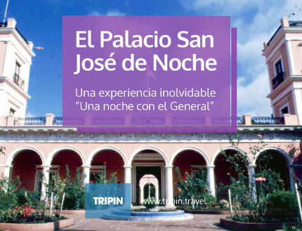 El palacio San José ofrece una experiencia única!