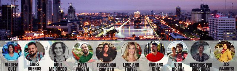 Bloggers Brasileños redescubren la Ciudad de Buenos Aires