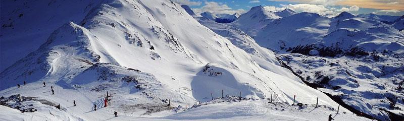 Cerro Castor, Tierra del Fuego