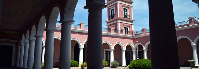 Palacio San José, Concepción del Uruguay