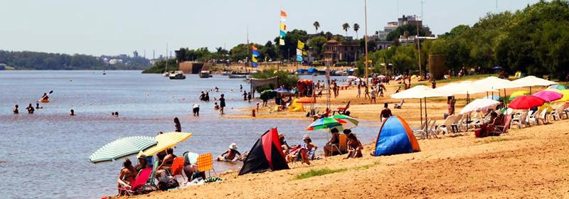 Colón en verano, playas e islas