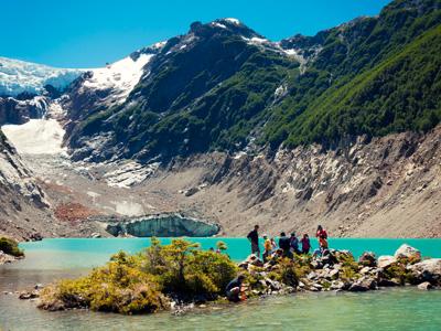 Trekking al Glaciar Torrecillas, Esquel