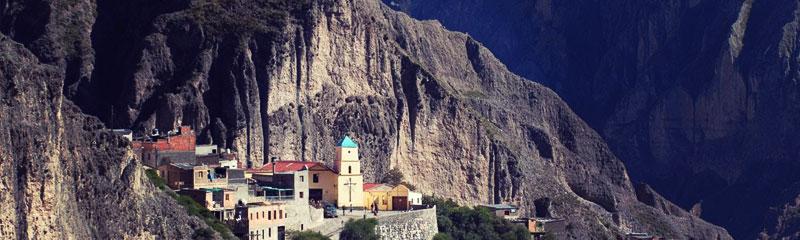 Iruya, en la región Norte Andino de Salta