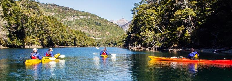 Kayak de travesía, Esquel