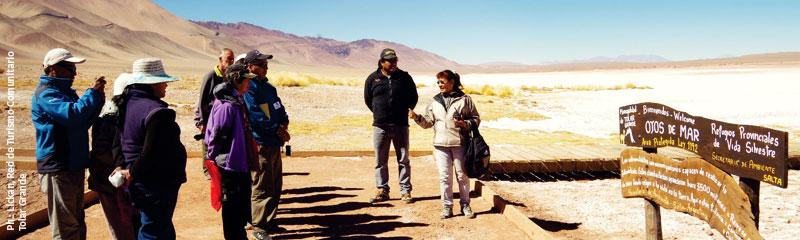 Turismo Rural Comunitario en Salta, un intercambio de formas de vida