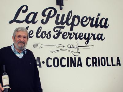 Carlos de la Pulpería de los Ferreyra, Santa Rosa de Calamuchita