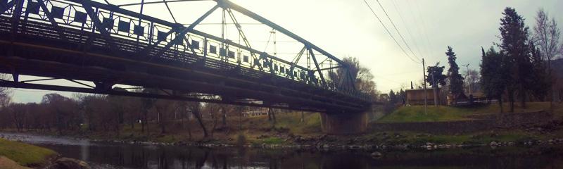 Puente de Hierro, CityTour, Santa Rosa de Calamuchita