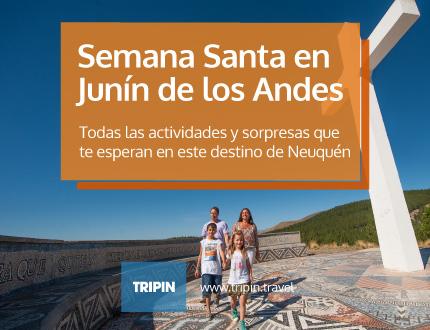 Semana Santa en Junín de los Andes, Neuquén