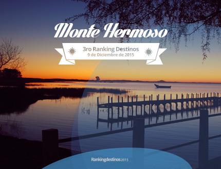 Monte Hermoso, el balneario de la costa atlántica más votado!