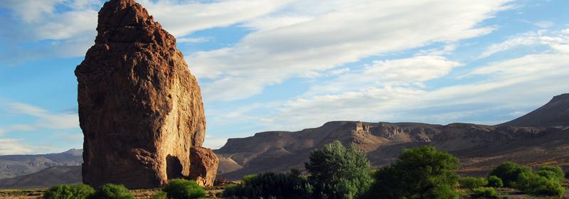 Piedra Parada, Chubut