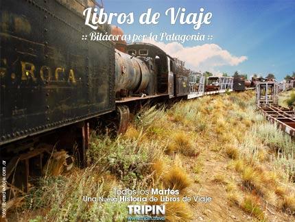 Libros de viaje en el Maiten, Chubut