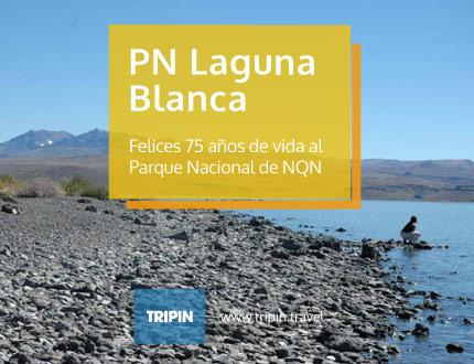 El parque nacional laguna blanca de cumpleaños!