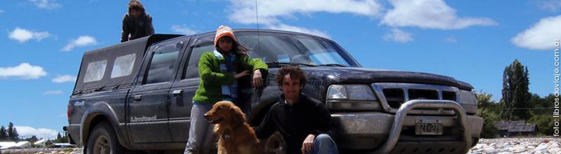 La familia que nos hace viajar por la Patagonia todos los martes: Libros de viaje