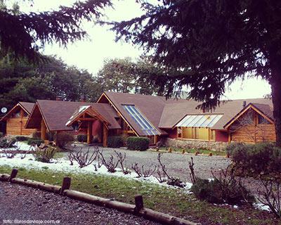 Bariloche, y un hotel de amigos en Bariloche por Libros de viaje