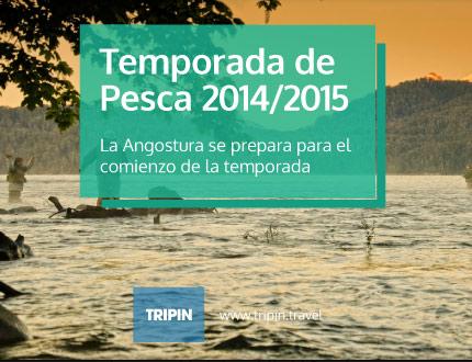 Temporada de pesca 2014-2015 en Villa La Angostura