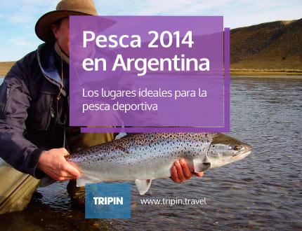 Se vive a pleno la temporada de pesca 2014 en Argentina, conoce los lugares ideales para la pesca deportiva
