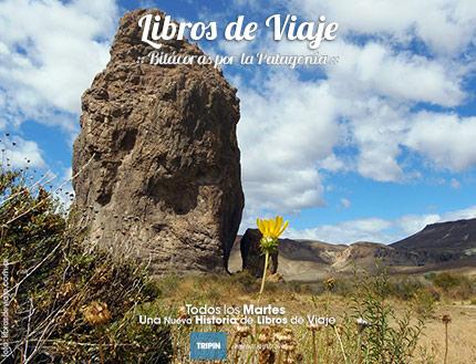 Libros de Viaje en Piedra Parada, una excursión mágica en Chubut