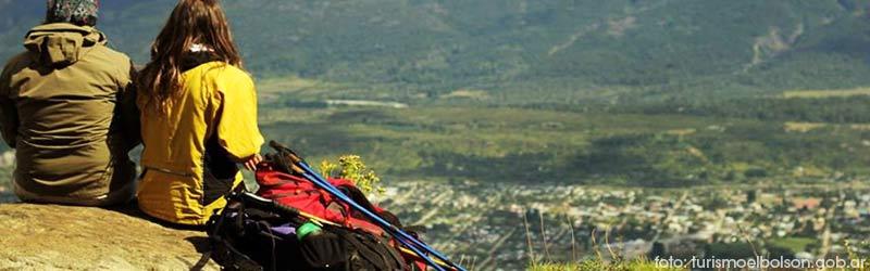 Los paisajes de El Bolsón el segundo destinos más elegido por los usuarios