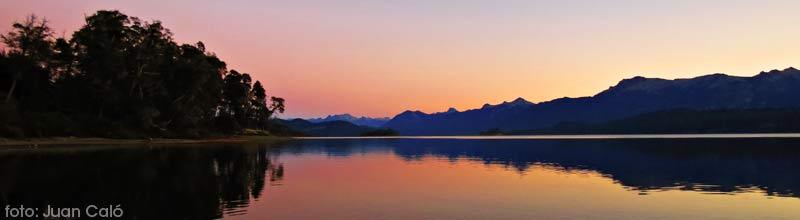 Los paisajes del paraíso de Villa La Angostura, destino top del ranking 2014