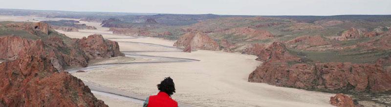 Los miradores de Darwin uno de los imperdibles de Puerto Deseado y de la Patagonia