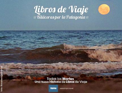 Libros de viaje en Puerto Madryn. Las aventuras de la falimilia que viaja por la Patagonia.