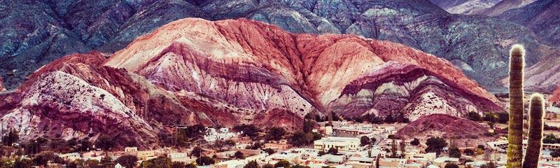 Purmamarca, una de las postales más reconocidas del noroeste argentino