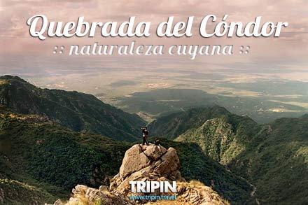 Quebrada del Condor en La Rioja