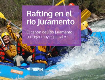 Rafting en el Cañon del Rio Juramento, un lugar muy especial