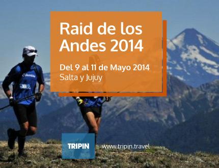 Comienza el Raid de los Andes 2014 en Salta y Jujuy