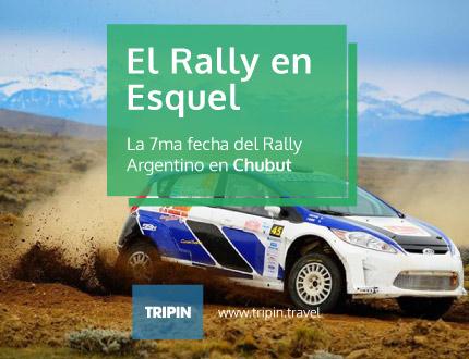 El Rally Argentino en Esquel y Trevelin en Chubut
