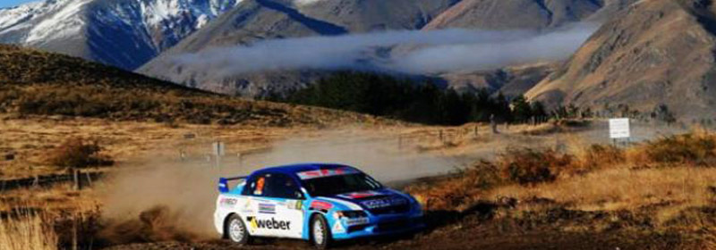 La séptima fecha del rally argentino en Esquel y Trevelin en Chubut