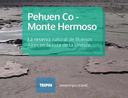 La Reserva Natural Pehuen Có - Monte Hermoso en la lista de la UNESCO