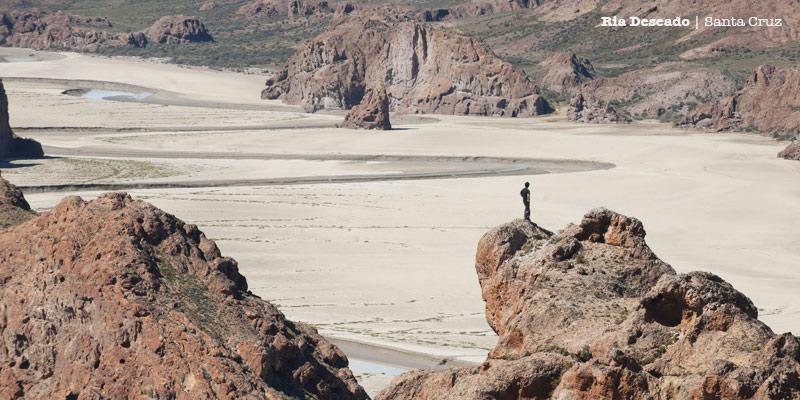 Ria Deseado en Santa Cruz | Lugares de otro planeta parte III
